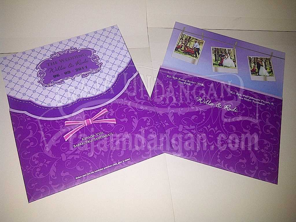 IMG 20140825 00135 - Percetakan Wedding Invitations Unik dan Simple di Simomulyo