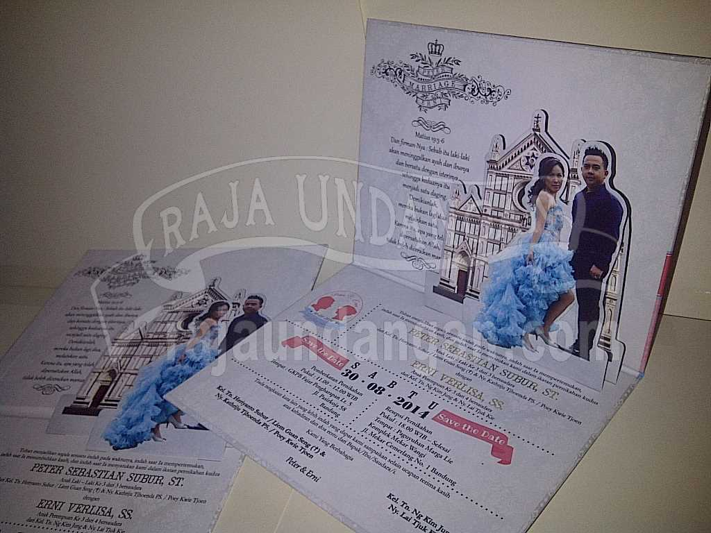 IMG 20140825 00144 - Membuat Wedding Invitations Unik dan Murah di Kedungdoro