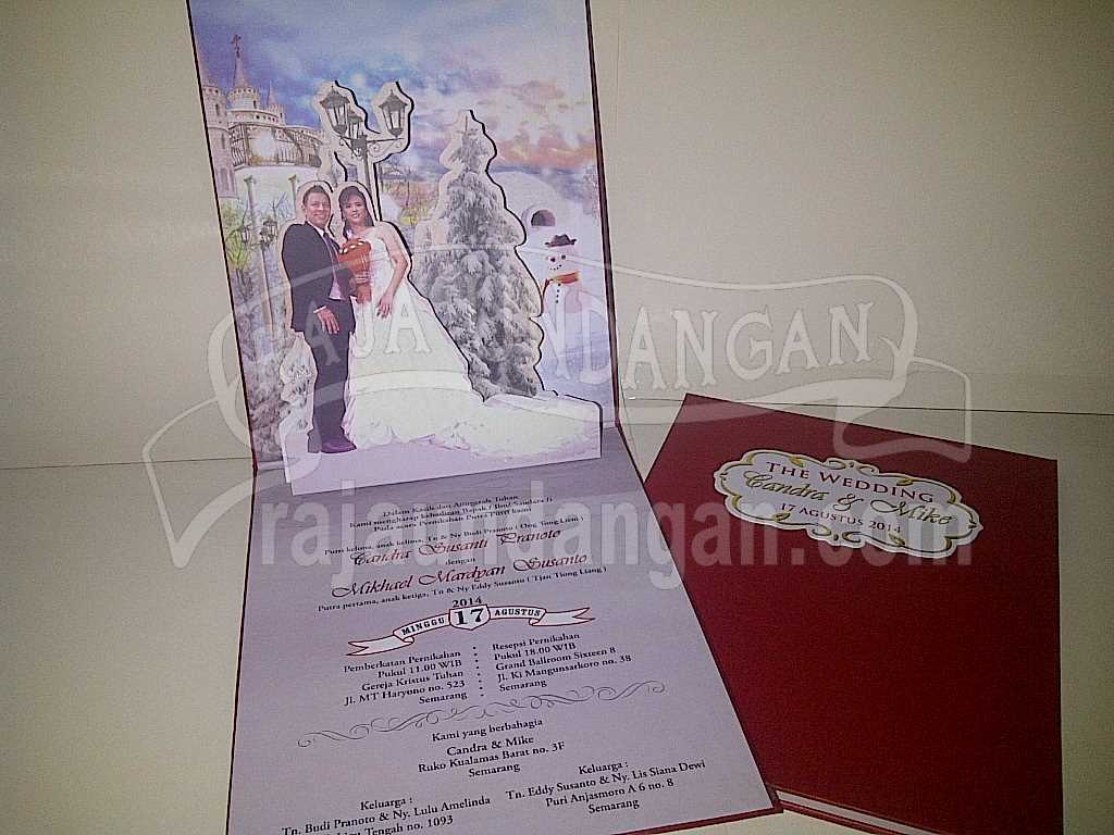 IMG 20140825 00145 - Percetakan Wedding Invitations Unik dan Simple di Simomulyo