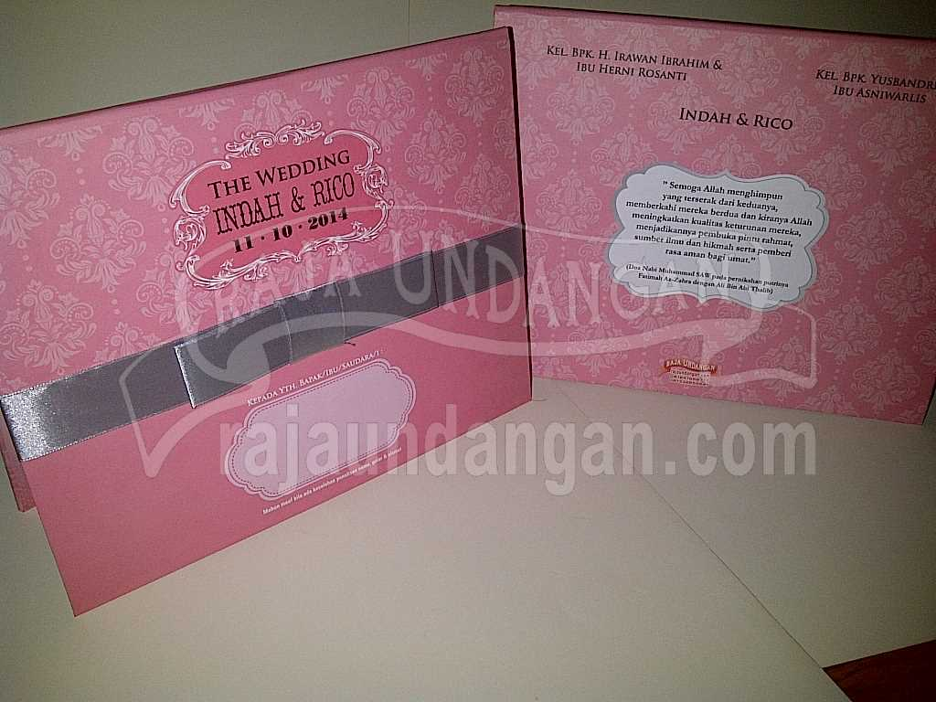 IMG 20140825 00149 - Percetakan Wedding Invitations Eksklusif di Dukuh Setro