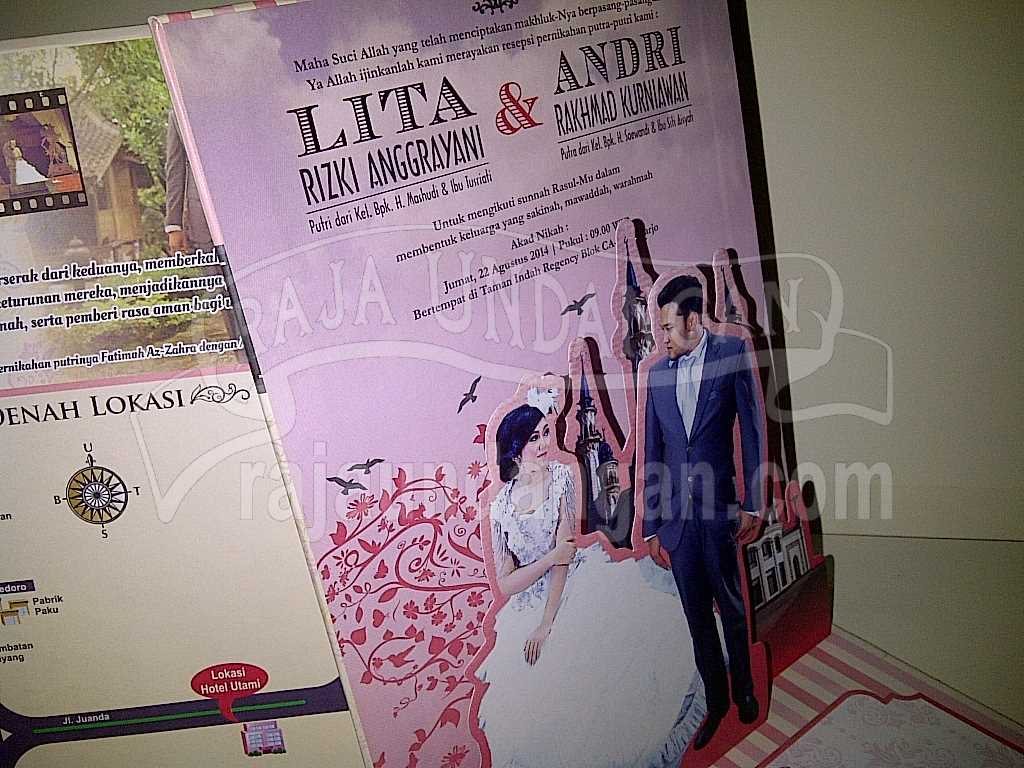 IMG 20140825 00156 - Membuat Wedding Invitations Simple dan Elegan di Tambak Sarioso
