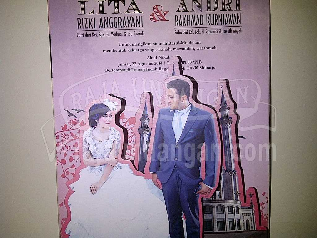 IMG 20140825 00157 - Pesan Wedding Invitations Online di Dupak