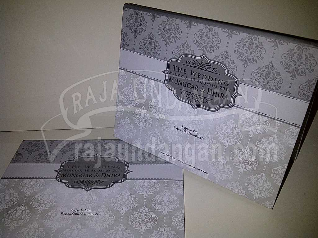 Cara Membuat Wedding Invitations Unik dan Simple