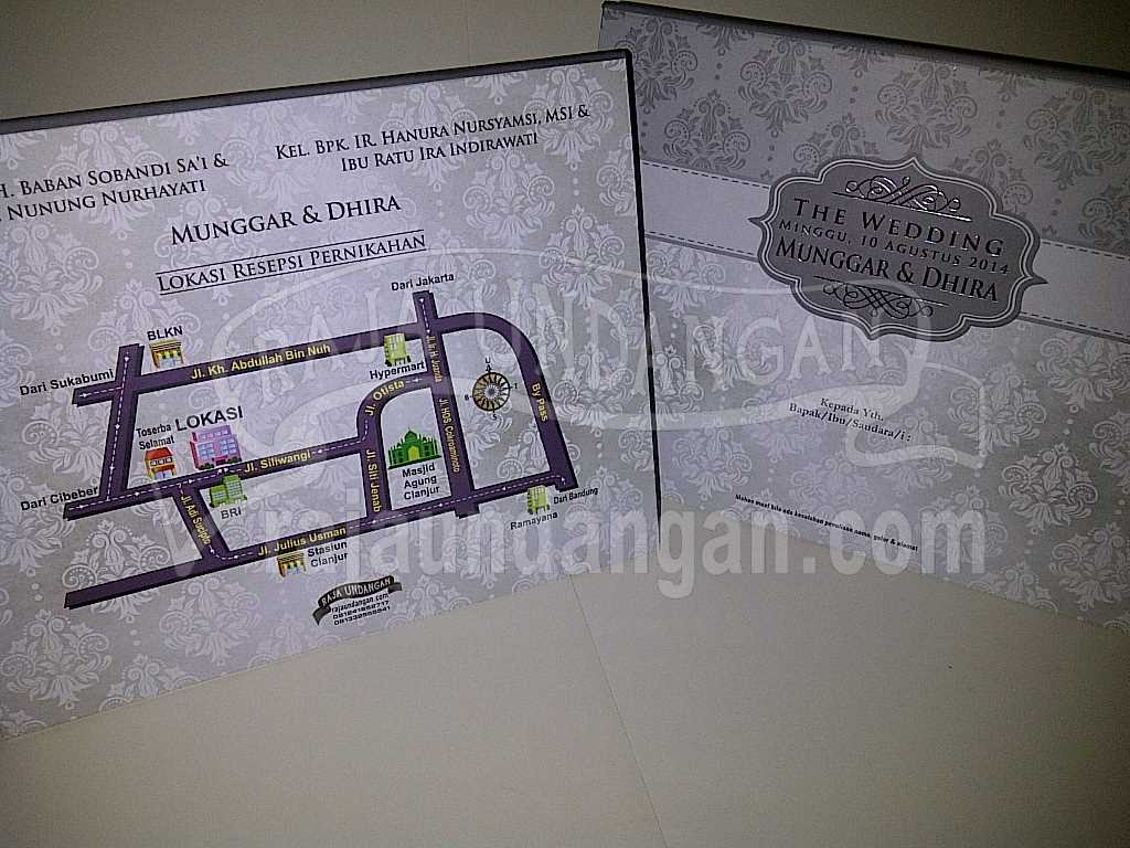 IMG 20140825 00164 - Percetakan Wedding Invitations Unik dan Simple di Dukuh Sutorejo