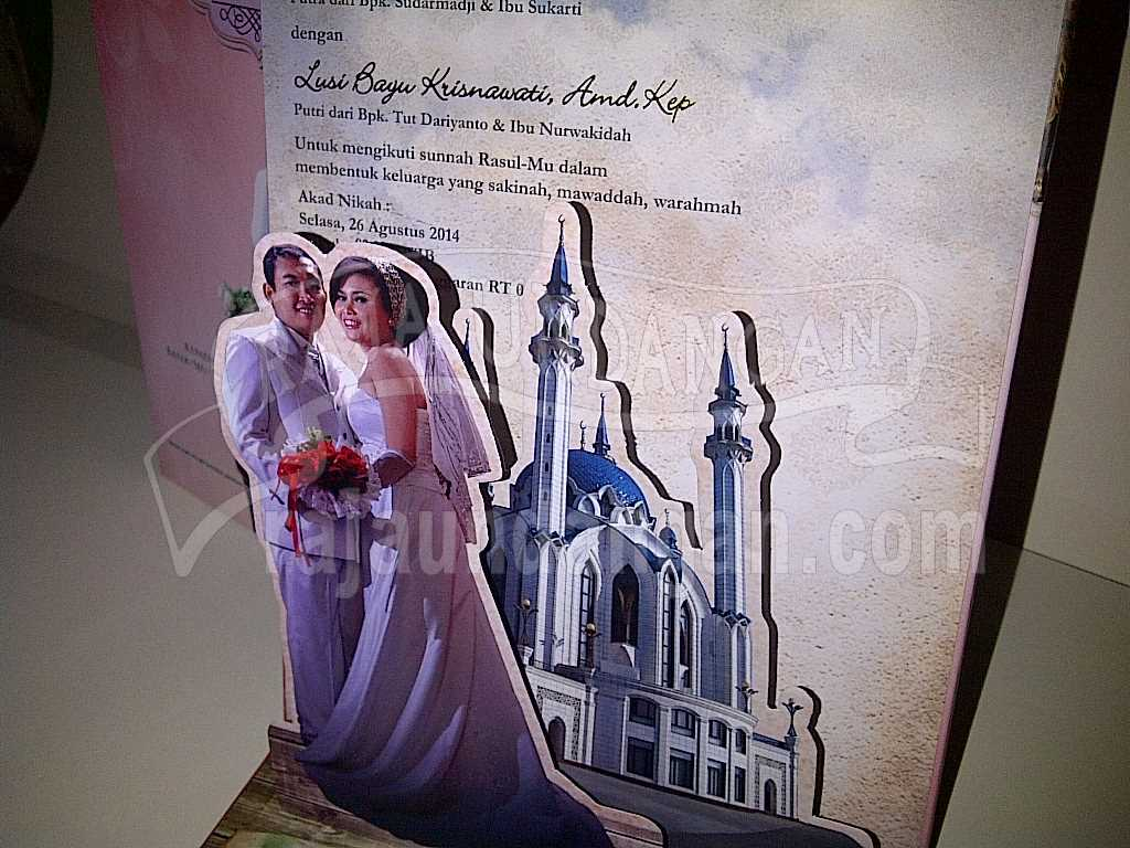 IMG 20140825 00168 - Membuat Wedding Invitations Simple di Simokerto