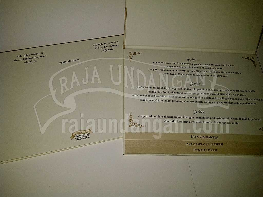 IMG 20140825 00176 - Membuat Wedding Invitations Unik dan Murah di Kedungdoro