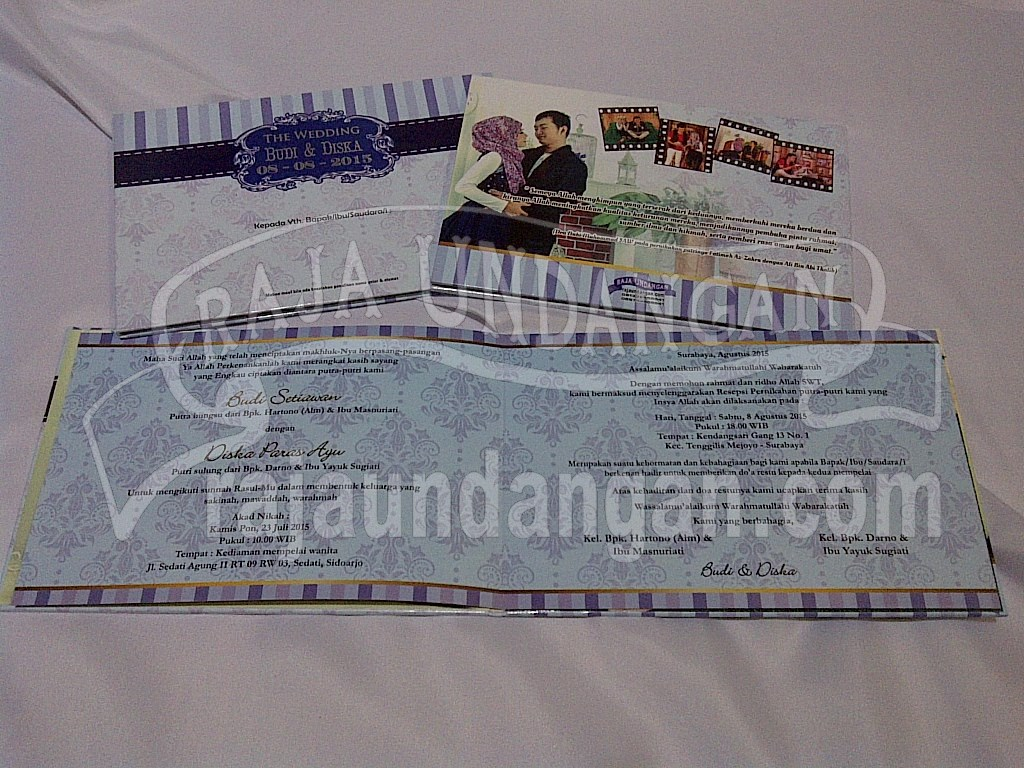 IMG 20150808 00863 - Percetakan Wedding Invitations Online di Klampisngasem