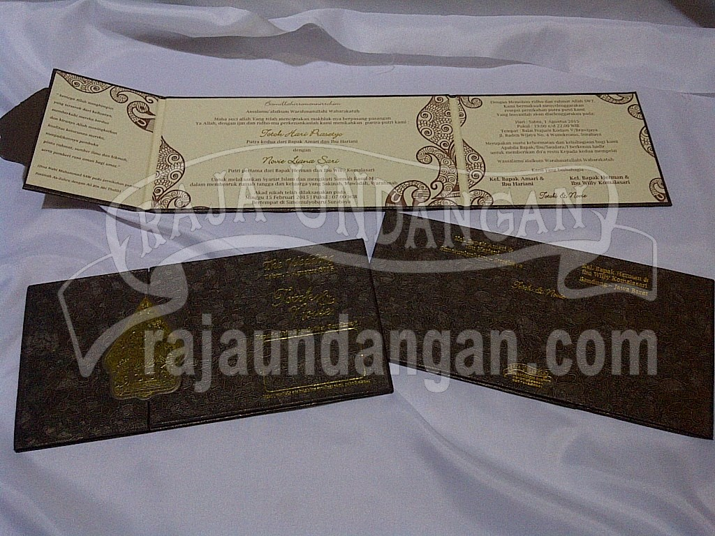 Membuat Wedding Invitations Unik di Kupangkrajan