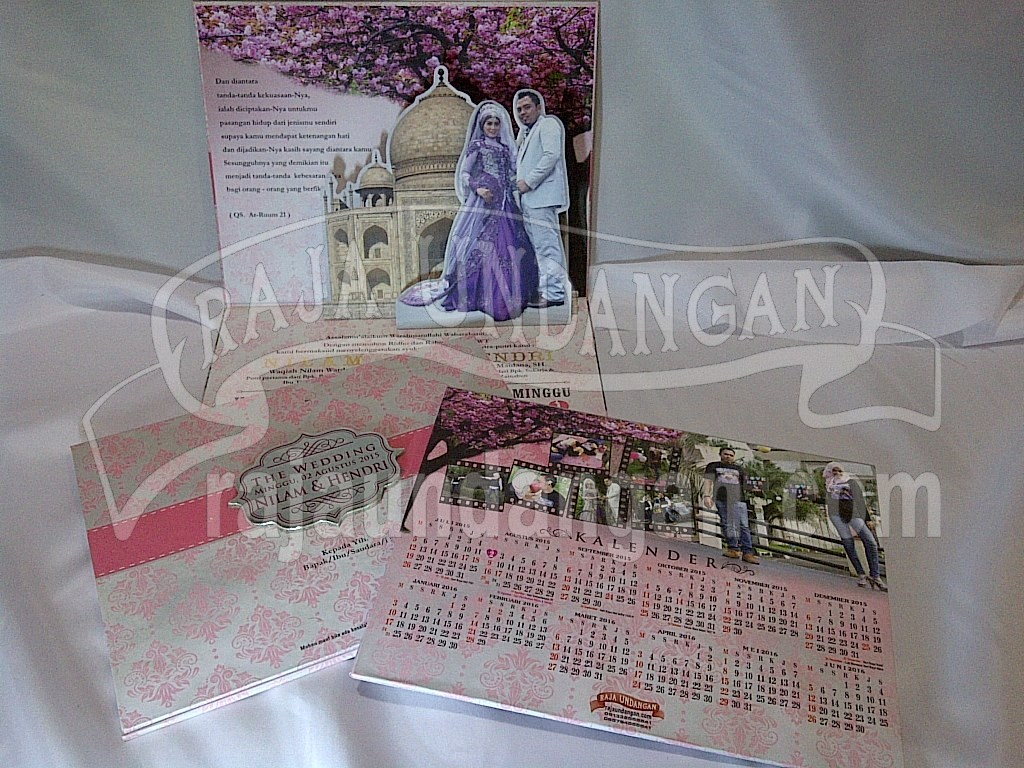 IMG 20150808 00874 - Percetakan Wedding Invitations Simple dan Elegan di Putat Jaya