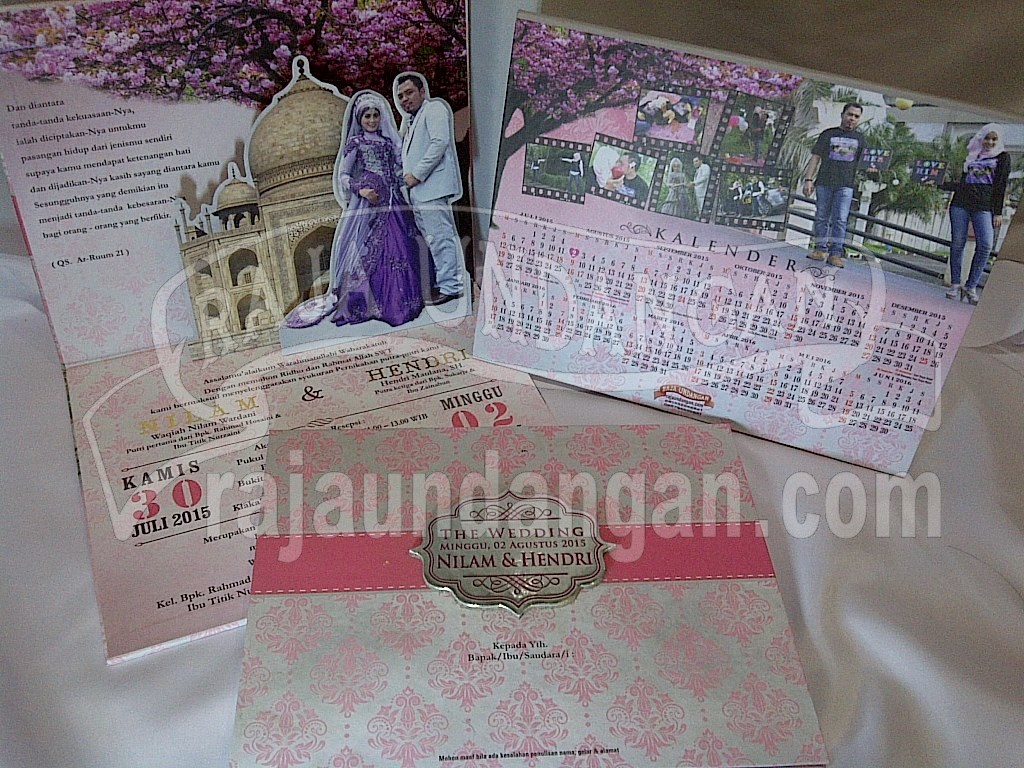 IMG 20150808 00875 - Pesan Wedding Invitations Online di Dupak