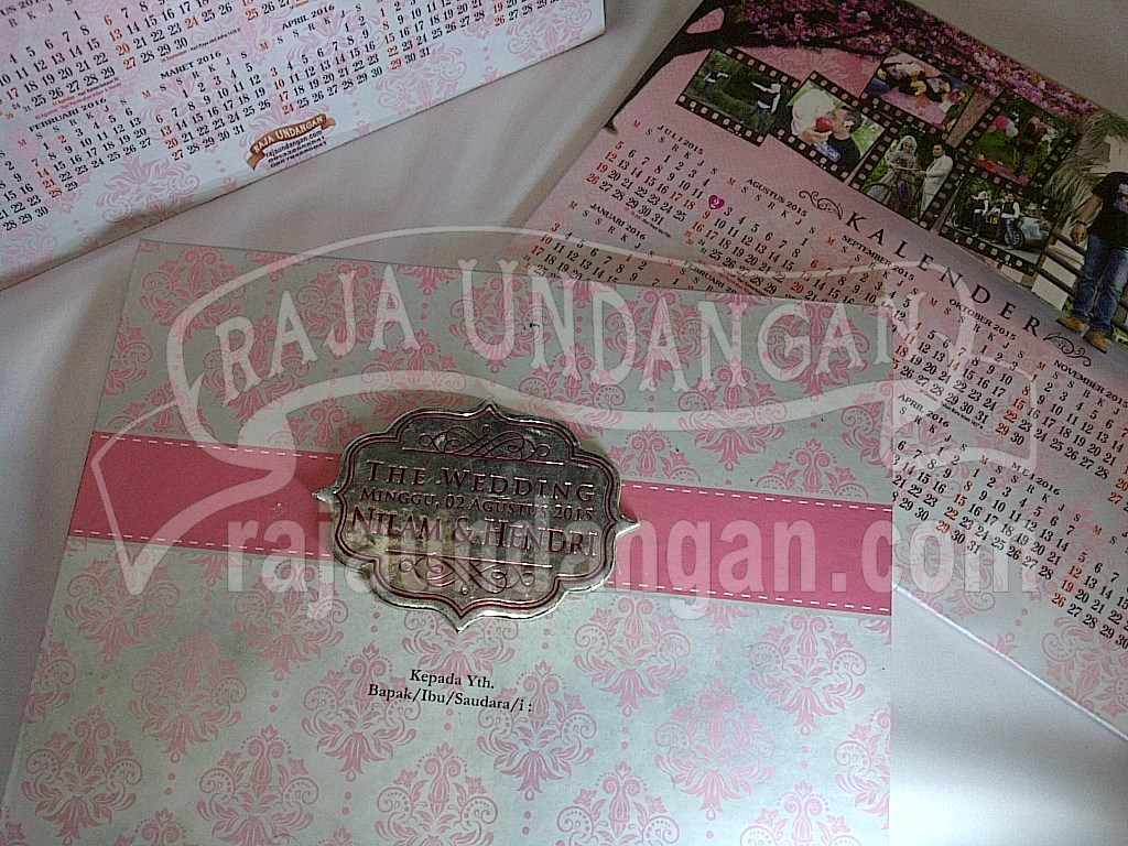 IMG 20150808 00876 - Percetakan Wedding Invitations Simple dan Elegan di Sawunggaling