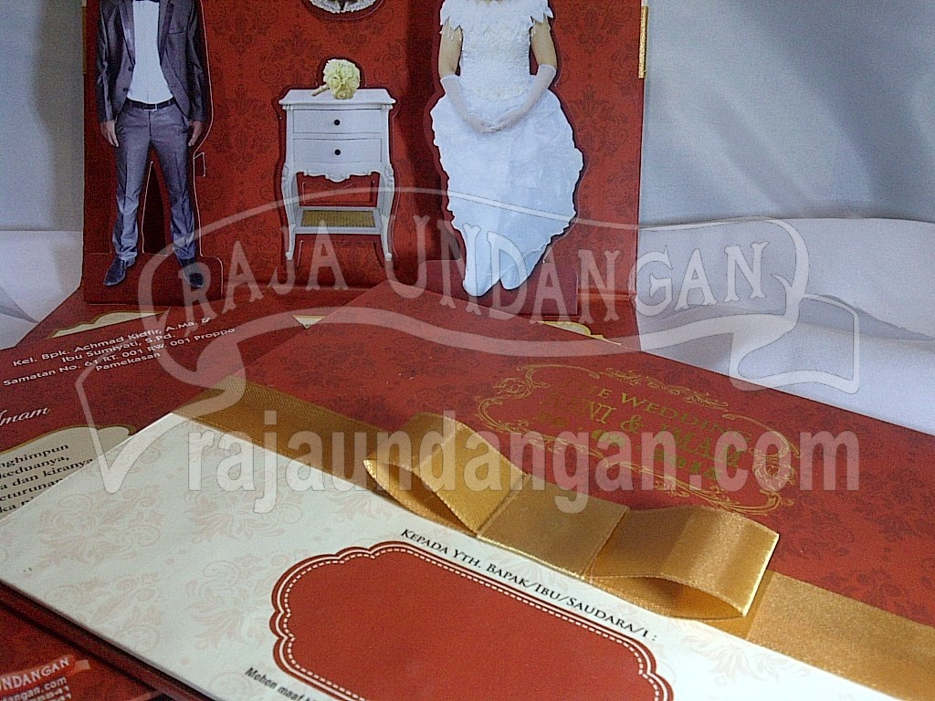 IMG 20150808 00880 - Pesan Wedding Invitations Simple di Ploso