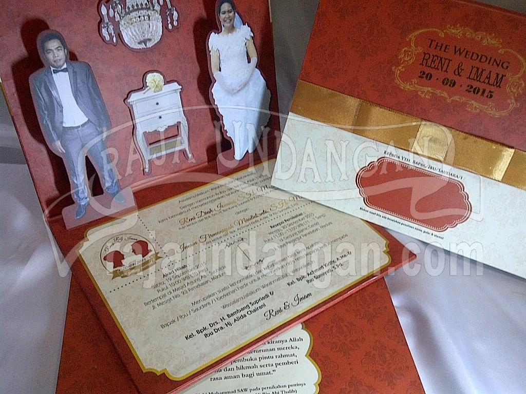 IMG 20150808 00885 - Membuat Wedding Invitations Unik dan Murah di Kedungdoro