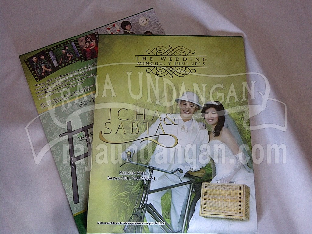 IMG 20150808 00895 - Pesan Wedding Invitations Simple di Jambangan Karah