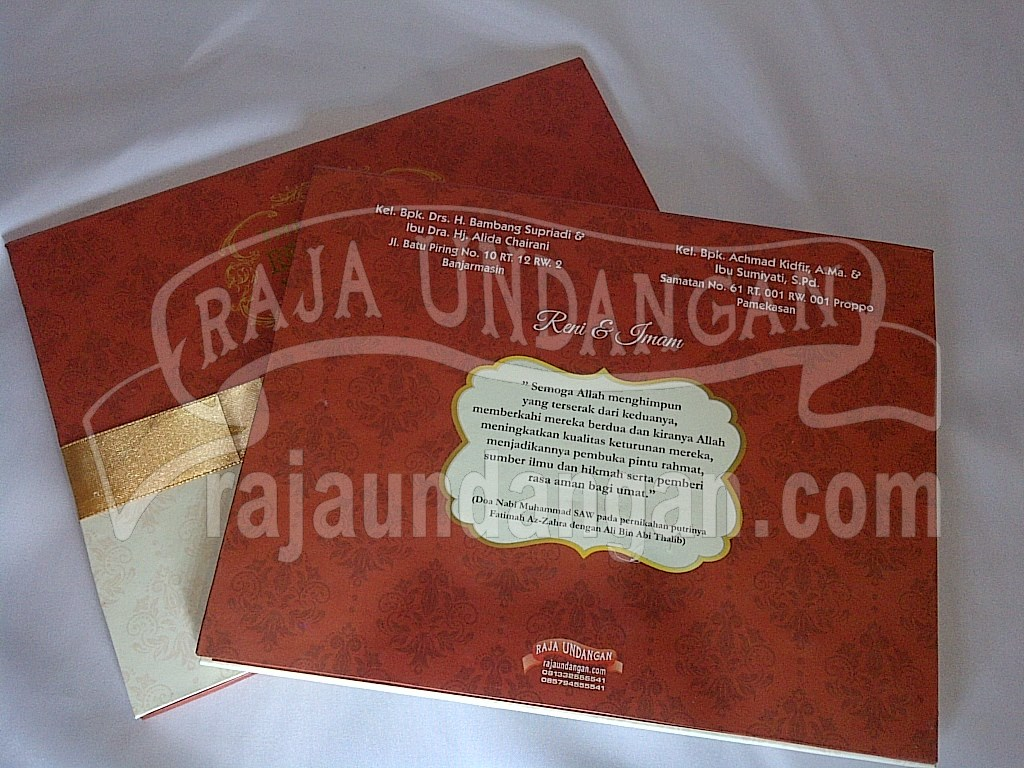 IMG 20150808 00899 - Percetakan Wedding Invitations Unik dan Simple di Dukuh Sutorejo