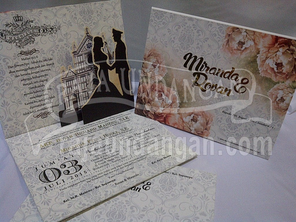 IMG 20150808 00901 - Pesan Wedding Invitations Simple di Ploso