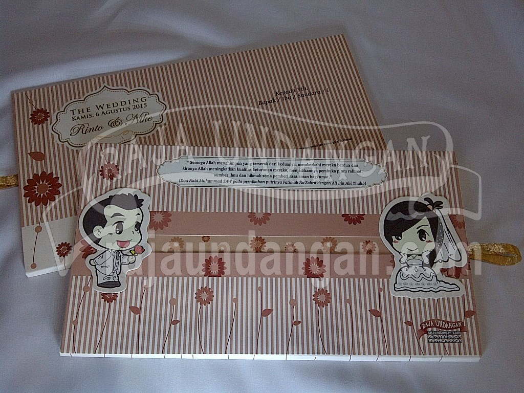 IMG 20150808 00908 - Percetakan Wedding Invitations Eksklusif di Dukuh Setro