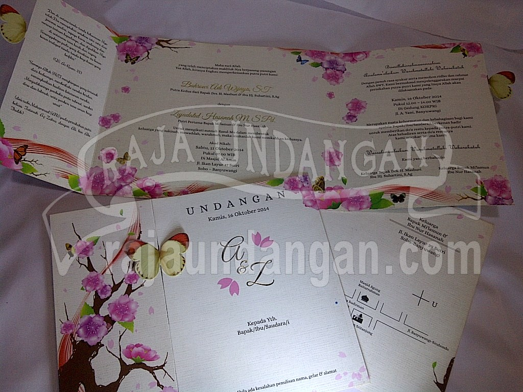 IMG 20150808 00911 - Membuat Wedding Invitations Simple dan Elegan di Tambak Sarioso