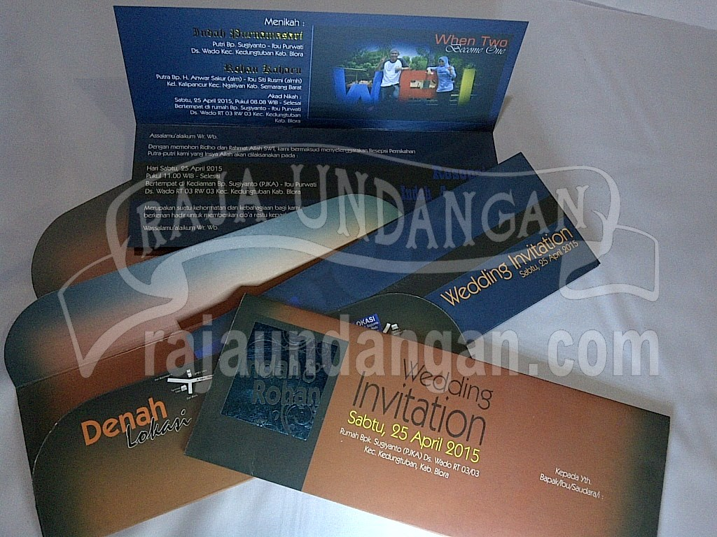 IMG 20150808 00915 - Membuat Wedding Invitations Unik dan Murah di Kedungdoro