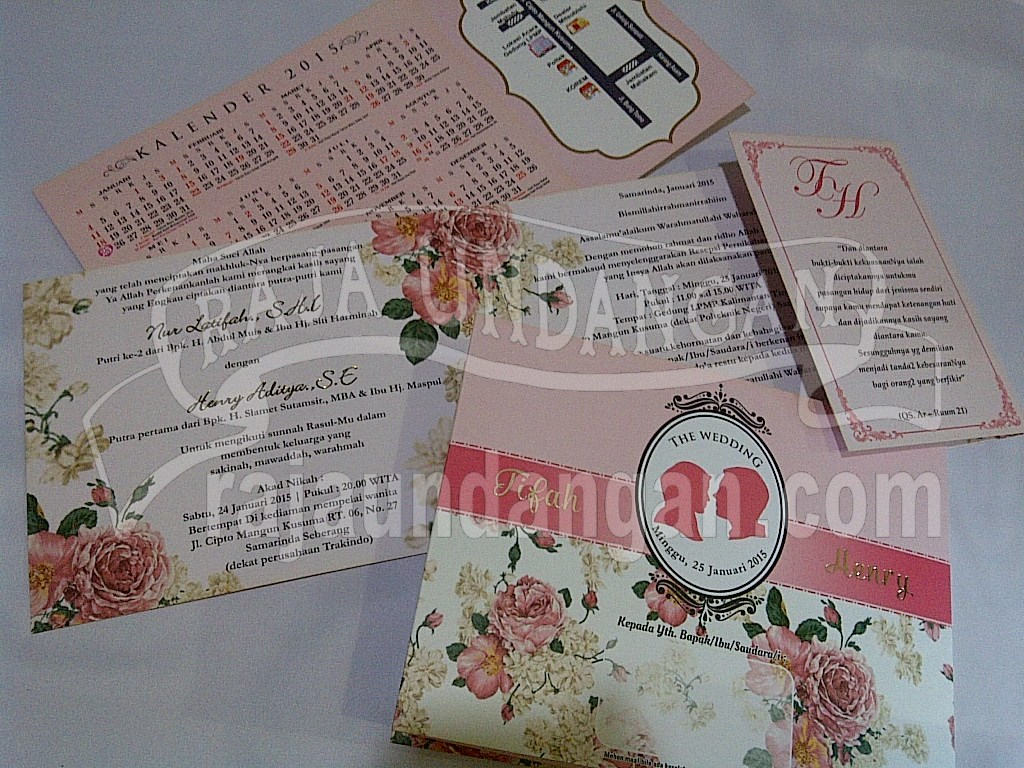 IMG 20150808 00925 - Percetakan Wedding Invitations Unik dan Simple di Simomulyo
