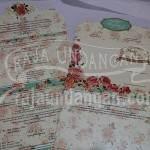 Undangan Softcover Vintage Fikuh & Heru 3