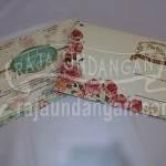 Undangan Softcover Vintage Fikuh & Heru (EDC 101)