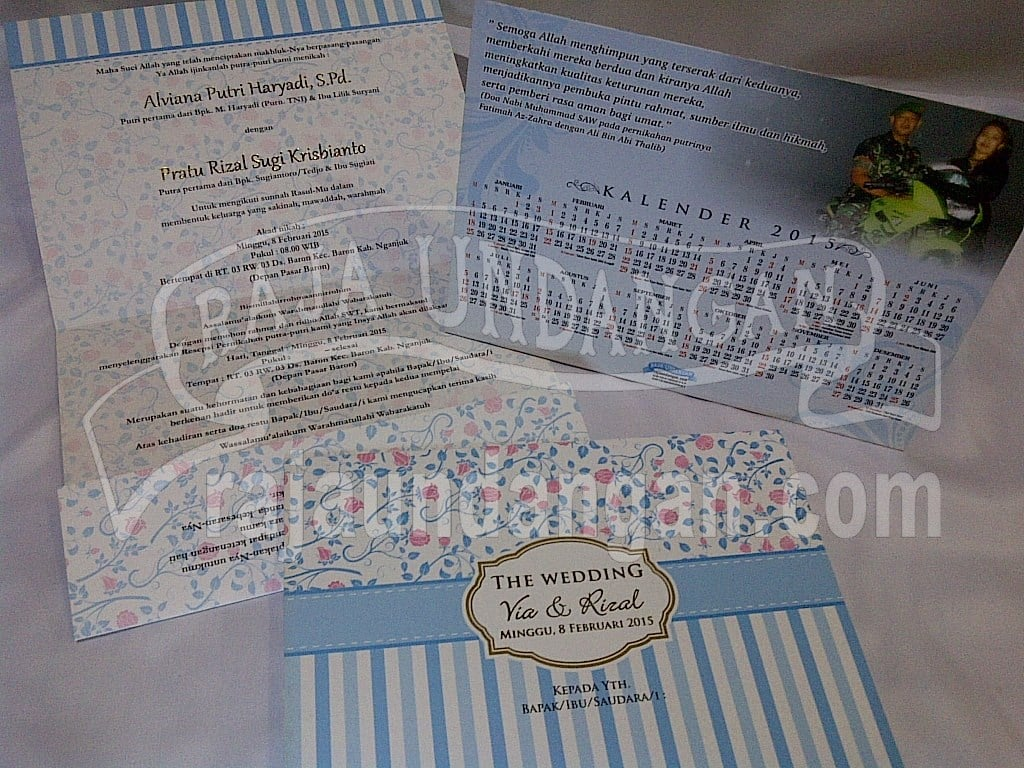 IMG 20150808 00937 - Pesan Wedding Invitations Simple di Ploso