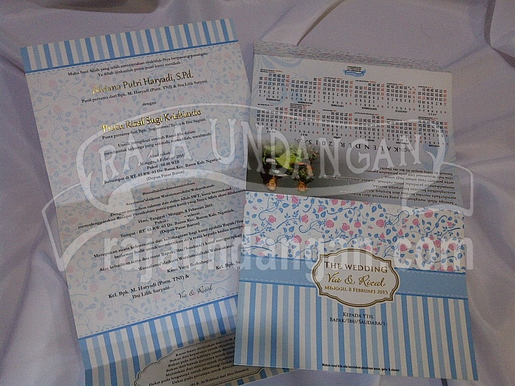 IMG 20150808 00941 - Percetakan Wedding Invitations Unik dan Simple di Simomulyo