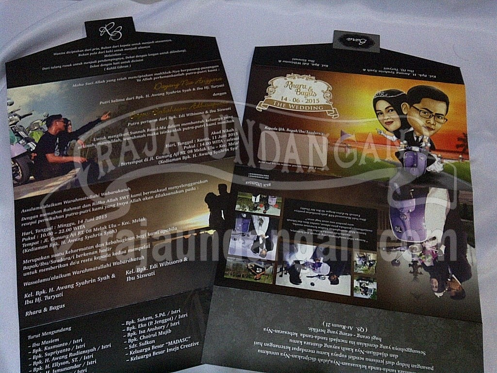 IMG 20150808 00950 - Membuat Wedding Invitations Unik dan Simple di Sawahan