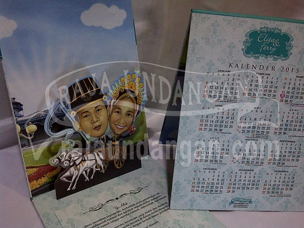 IMG 20150808 00957 - Membuat Wedding Invitations Simple di Dr. Sutomo