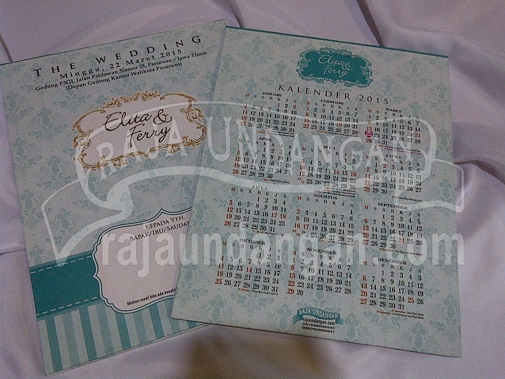IMG 20150808 00960 - Pesan Wedding Invitations Simple di Jambangan Karah