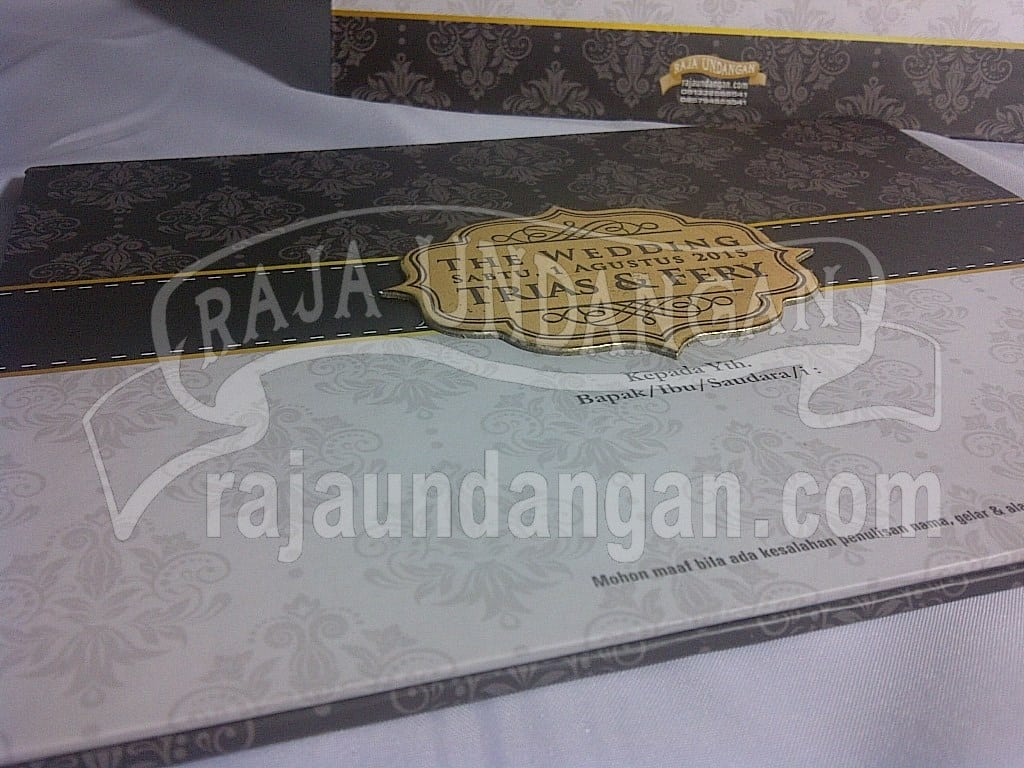 IMG 20150808 00981 - Percetakan Wedding Invitations Unik dan Simple di Simomulyo