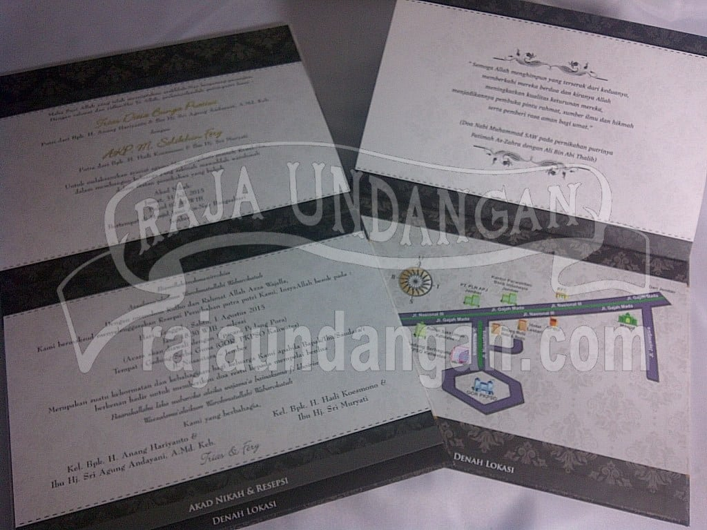 IMG 20150808 00982 - Percetakan Wedding Invitations Elegan di Pakal