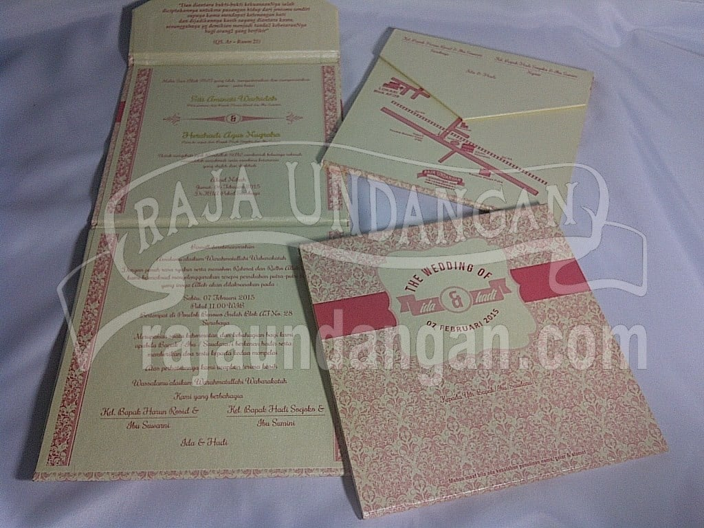 Percetakan Wedding Invitations Online di Krembangan Utara