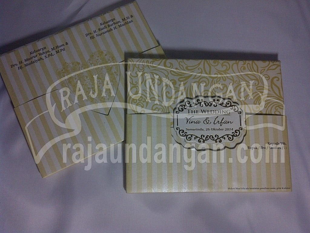 IMG 20150808 00994 - Percetakan Wedding Invitations Simple dan Elegan di Putat Jaya