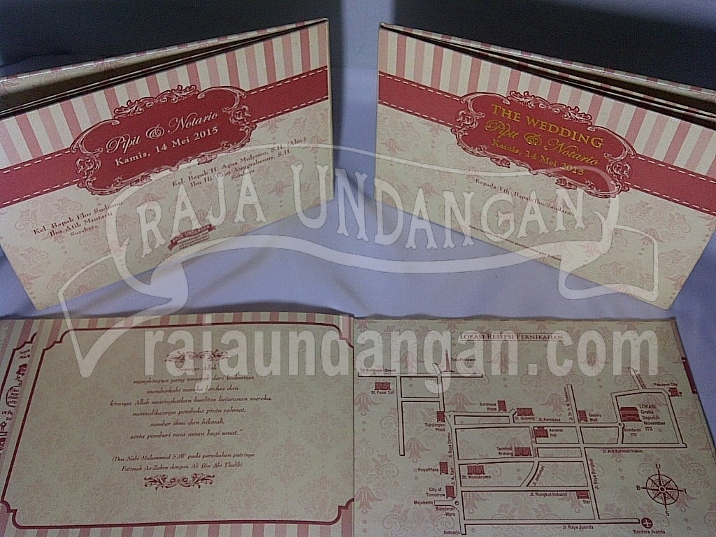 IMG 20150808 00999 - Pesan Wedding Invitations Eksklusif di Karang Poh