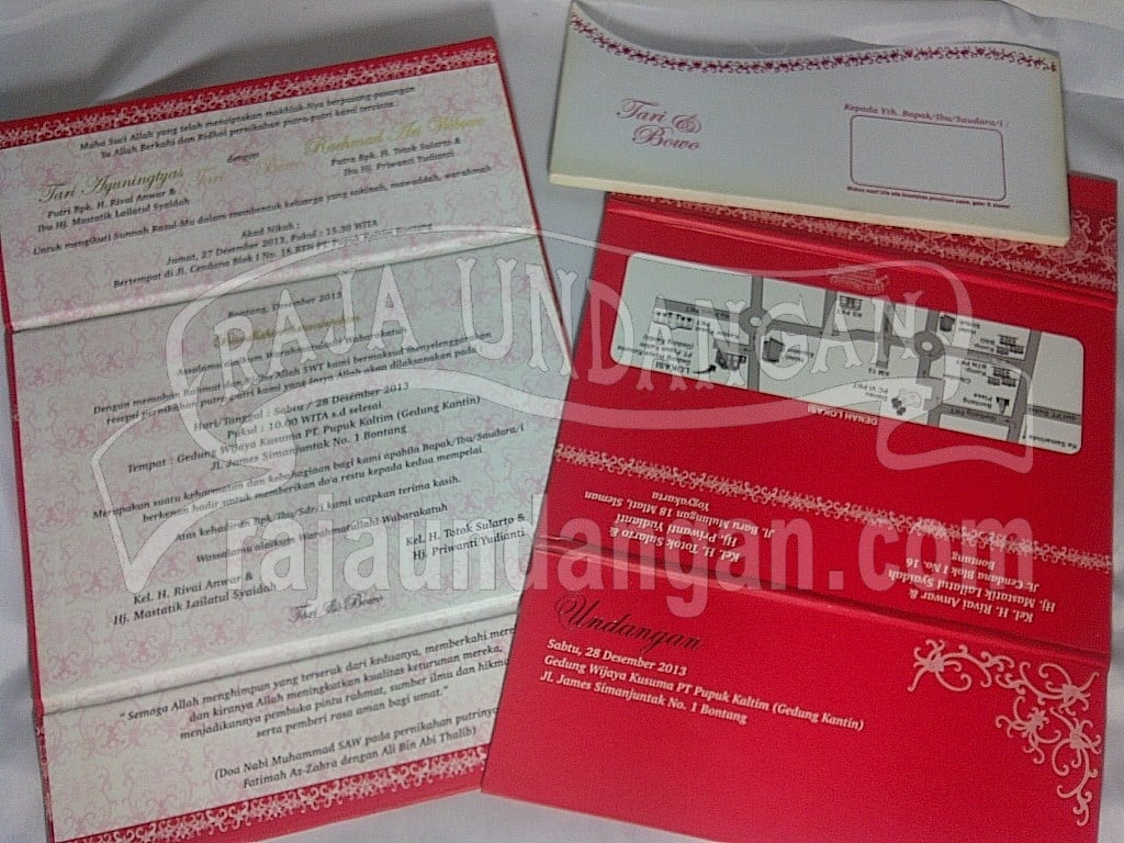 IMG 20150808 01029 - Membuat Wedding Invitations Unik dan Simple di Sawahan