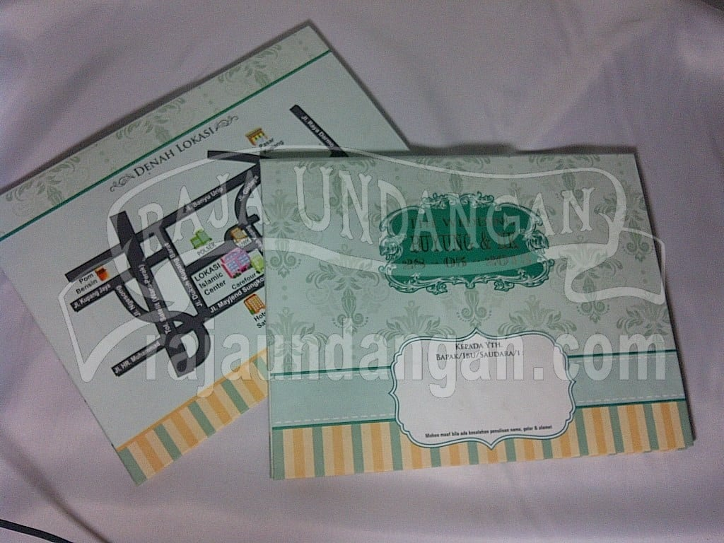 Cetak Wedding Invitations Unik di Lidah Kulon
