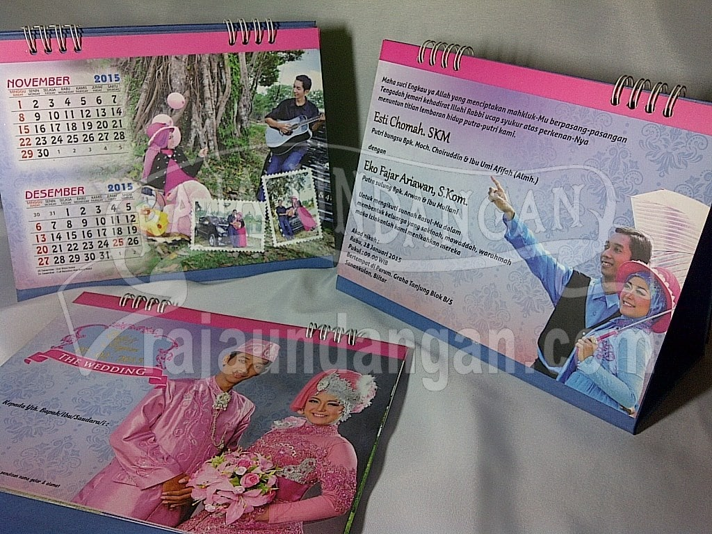 Pesan Wedding Invitations Unik dan Eksklusif di Ploso