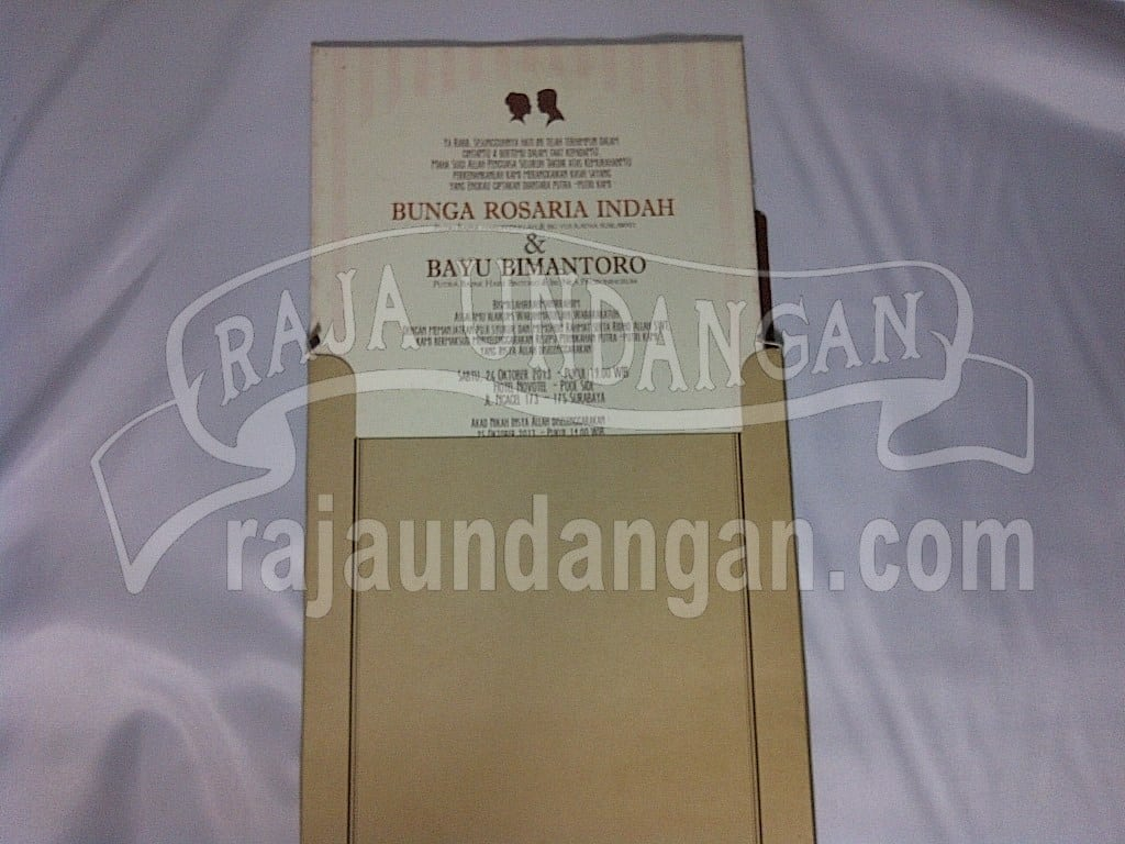 IMG 20150808 01055 - Percetakan Wedding Invitations Simple dan Elegan di Putat Jaya