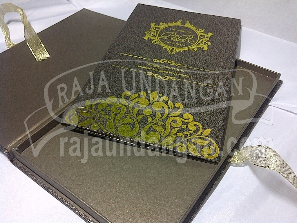 Percetakan Wedding Invitations Eksklusif dan Elegan di Bongkaran